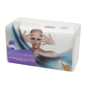 Asciugamano in spun lace